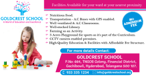 Goldcrest School